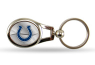 Indianapolis Colts Oval Keychain