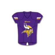 Minnesota Vikings Team Jersey Cloisonne Pin