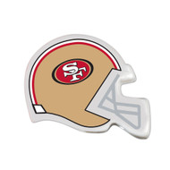 San Francisco 49ers Erasers - Pack of Six (6)