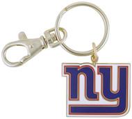 New York Giants Key Chain with clip Keychain NFL