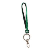New York Jets Bling Keystrap Keychain