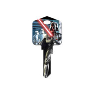 Star Wars Darth Vader Schlage SC1 House Key