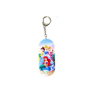 Princess Tin Box Key Chain