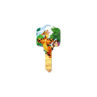 Tigger Schlage SC1 House Key Disney