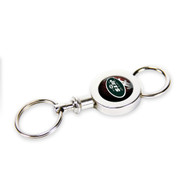 New York Jets Quick Release Valet Keychain