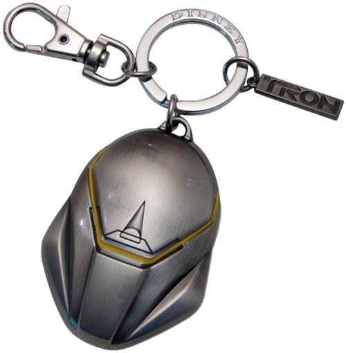 Tron Pewter Keychain