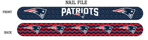 New England Patriots Nail File