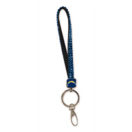 San Diego Chargers Bling Keystrap Keychain