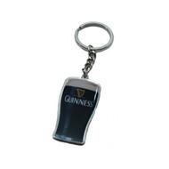 Guinness Pint Keychain