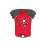 Tampa Bay Buccaneers Team Jersey Cloisonne Pin