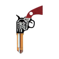 Cowboy Gun Schlage SC1 House Key