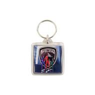 Power Rangers Lucite Keychain