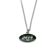 New York Jets Pendant Necklace
