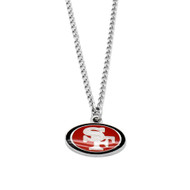 San Francisco 49ers Pendant Necklace