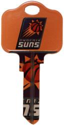Phoenix Suns Schlage SC1 House Key