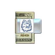 University of Connecticut Money Clip UCONN NCAA
