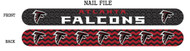 Atlanta Falcons Nail File