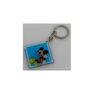 Mickey Mouse Lucite Key Chain