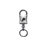 Detriot Lions Laser Etched Valet Keychain
