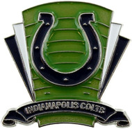 Indianapolis Colts Logo Field Lapel Pin