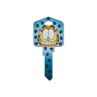 Garfield Glitter Schlage SC1 House Key Keys