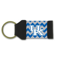 University of Kentucky Chevron Keychain