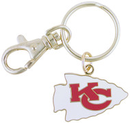 Kansas City Chiefs Key Chain with clip Keychain NFL