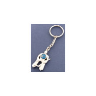 Washington Capitals Goalie Keychain