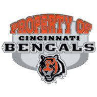 Cincinnati Bengals Property Of Cloisonne Pin
