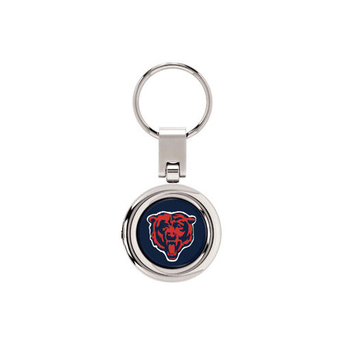 Chicago Bears Domed Metal Key Chain