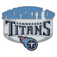 Tennessee Titans Property Of Cloisonne Pin