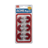 Acme Magnets Set of 6 - Refrigerator Magnets