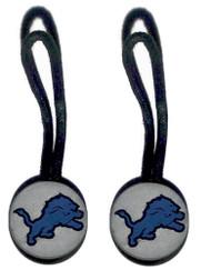 Detroit Lions Zipper Pull (2-Pack)