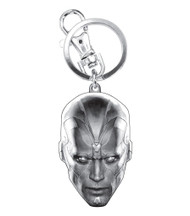 Vision Pewter Keychain