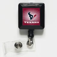 Houston Texans Retractable Badge Holder