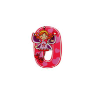 Self Adhesive Wooden Fairy Letter O by The Toy Workshop