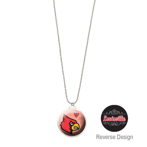 Louisville Double Dome Necklace