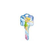 Tinker Bell Kwikset KW1 House Key Disney