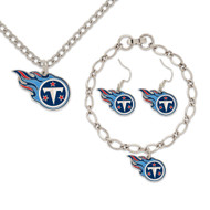Tennessee Titans Jewelry Gift Set
