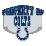 Indianapolis Colts Property Of Cloisonne Pin