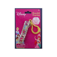 Belle Portrait Bracelet Key Chain