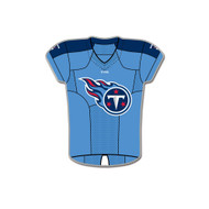 Tennessee Titans Team Jersey Cloisonne Pin