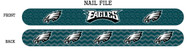 Philadelphia Eagles Nail File