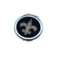 New Orleans Saints Compact Mirror