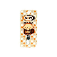 A&W Root Beer Keycap Key Holder