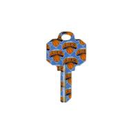 New York Knicks Schlage SC1 House Key