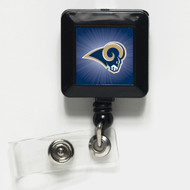 Los Angeles Rams Retractable Badge Holder