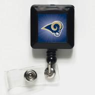 Los Angeles Rams Retractable Badge Holder