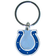 Indianapolis Colts Chrome Keychain