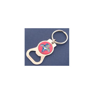 Florida Panthers Bottle Opener Keychain